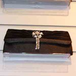 black-evening-bag